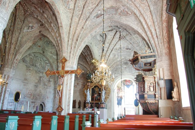Kerk in Glanshammar