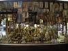 Heiligenbeelden voor de basiliek