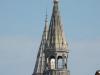 De engel op de basilica Sant Antonio