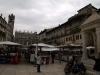 Ook in Verona is het markt