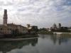Een wandeling langs de Adige