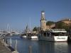 Langs de kust van Cervia