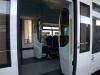 In de trein naar Argenta