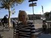 Koffie voor het station in Ravenna