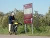 Langs de Po is een Europese fietsroute