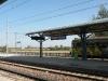 Op het station van Poggio Rusco