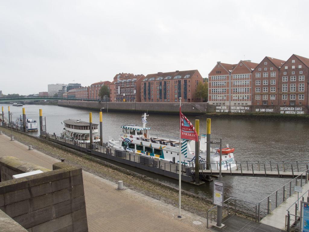 Aan de Weser