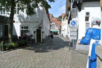 Tecklenburg entree