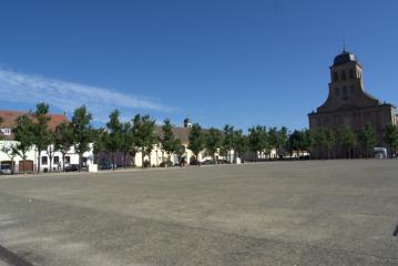 Centrale plein Neuf-Brisach
