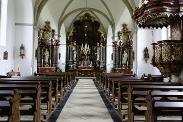 Barokkerk Zwillbrock