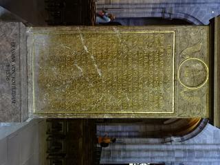 Graftombe Erasmus 1536