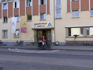 Vertrek JH Karlsruhe