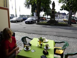 Koffie in Rheindürkheim