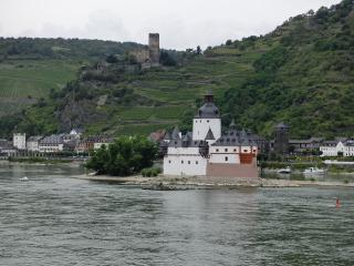 Toren in de Rijn