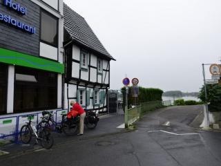 Rheinterassen hotel Widdig